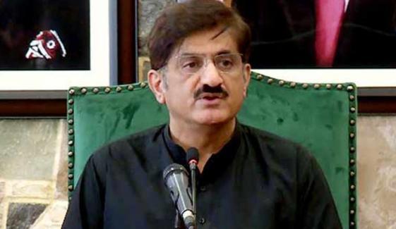صوبے کے 730 نئے کورونا کیسز میں سے 403 کا تعلق کراچی سے ہے: مراد علی شاہ
