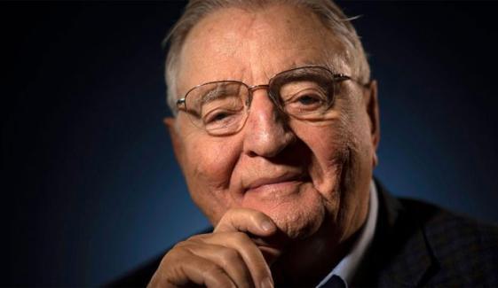 سابق امریکی نائب صدر والٹر مونڈیل 93 برس کی عمر میں انتقال کرگئے