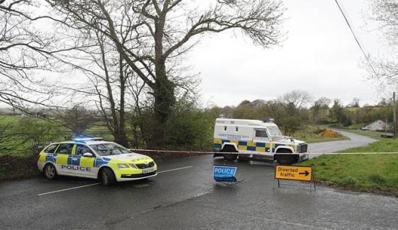 شمالی آئرلینڈ میں خاتون پولیس افسر کے گھر کو بم سے اڑانے کی کو شش ناکام
