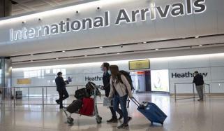 بھارت بھی سفری پابندیوں کی برطانوی ریڈلسٹ میں شامل