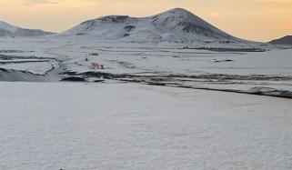 سعودی عرب، بارش اور برف باری سےموسم خوشگوار