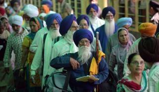 بیساکھی تقریبات، کرتار پور میں سکھ یاتریوں کی خاص تواضع