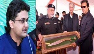 ناصر درانی نے PTI کے پہلے دور اقتدار میں عمران خان کیساتھ کام کیا: فیصل جاوید خان