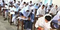 سندھ: میٹرک،انٹر امتحانات میں تاخیر کاخدشہ