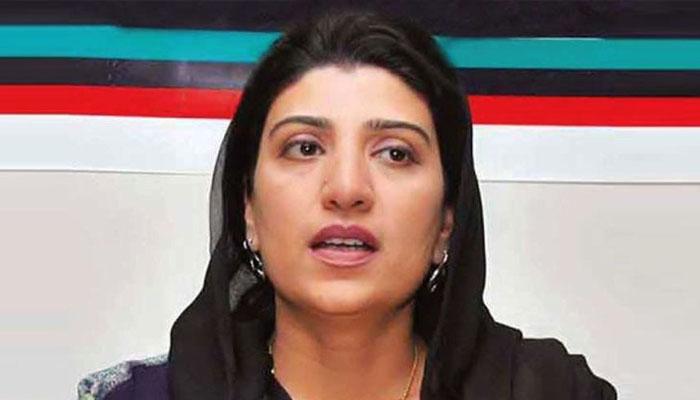 فرزانہ راجہ بذریعہ اشتہار عدالت طلب