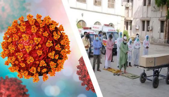 پاکستان: کورونا وائرس سے 1 دن میں 148 اموات