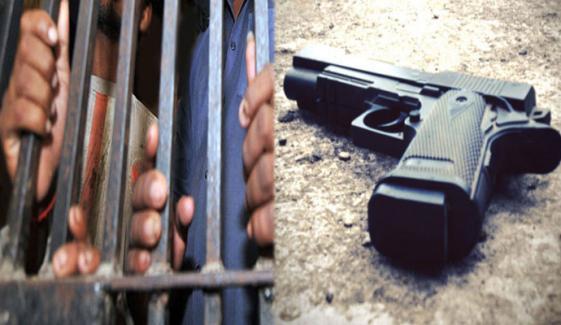 کراچی: اتحاد ٹاؤن سے 2 اسٹریٹ کرمنلز گرفتار