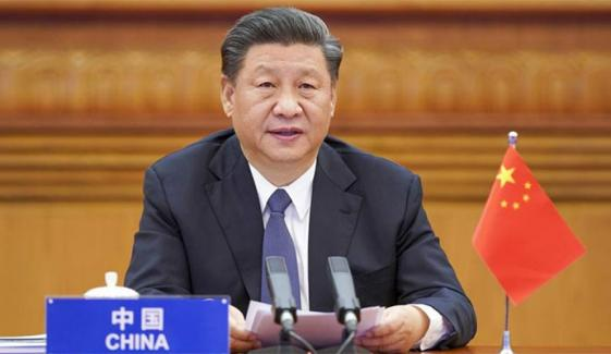 صدر شی جن پنگ امریکی ماحولیاتی کانفرنس سے خطاب کرینگے: چین