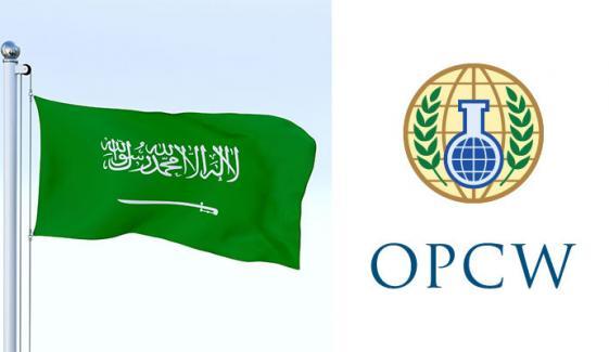 سعودی عرب نگراں کیمیکل اسلحہ تنظیم کی مجلس عاملہ کا پھر رکن منتخب