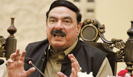 تحریک لبیک کالعدم قرا ر دیئے جانے کیخلاف 30 دن میں اپیل کرسکتی ہے، شیخ رشید