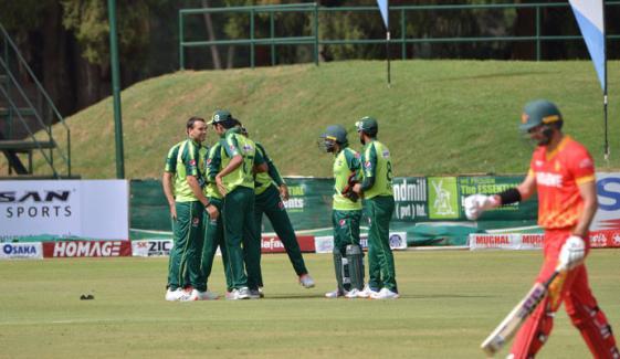 پہلا T20: پاکستان 11 رنز سے کامیاب