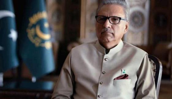 پاکستان بدھ مت کے مقدس مقامات اور آثار کا شاندار امین ہے، صدر مملکت