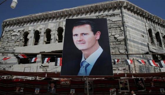 بشار الاسد تیسری مرتبہ صدارتی انتخاب لڑیں گے، پہلی مرتبہ خاتون امیدوار