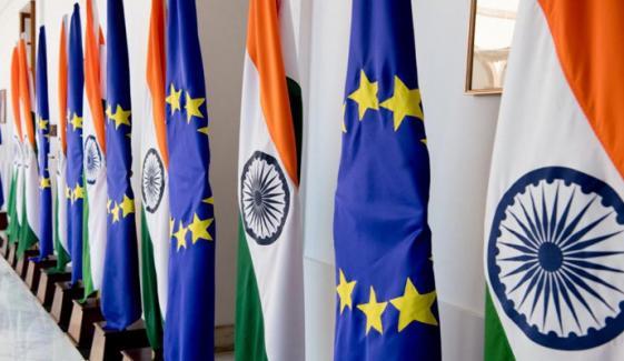 ای یو۔بھارت لیڈرز اجلاس فزیکل کے بجائے آن لائن ہوگا