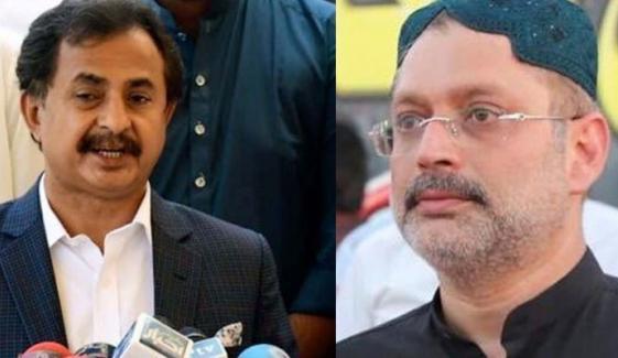 سندھ اسمبلی: پی پی اور تحریک انصاف کے اراکین میں تلخ جملوں کا تبادلہ