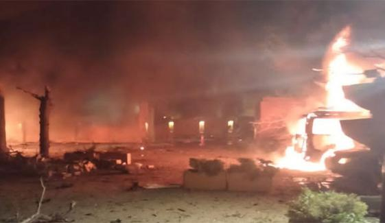 کوئٹہ میں دھماکا، 4 افراد جاں بحق، 11 زخمی