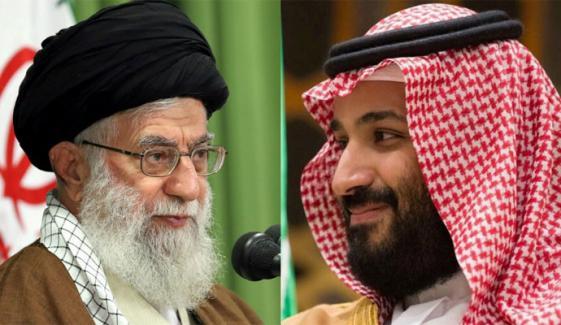 سعودی، ایران بات چیت کا دوسرا دور رواں ماہ ہوسکتا ہے، خبرایجنسی