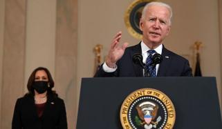 منظم نسل پرستی امریکی قوم پر دھبہ ہے،امریکی صدر