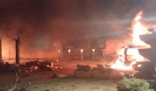 کوئٹہ: ہوٹل کی پارکنگ میں دھماکا، 4 افراد جاں بحق، 11 زخمی