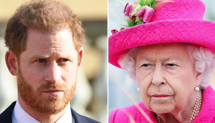امریکا روانگی سے قبل ہیری کی ملکہ سے 2 ملاقاتیں