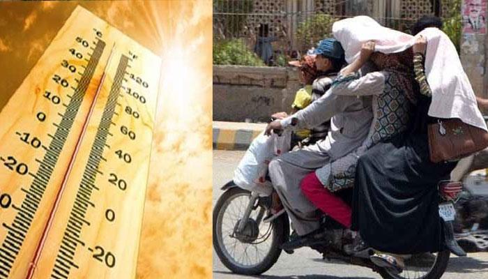 کراچی: آئندہ 3 دنوں میں پارہ 40 ڈگری کو چھو سکتا ہے