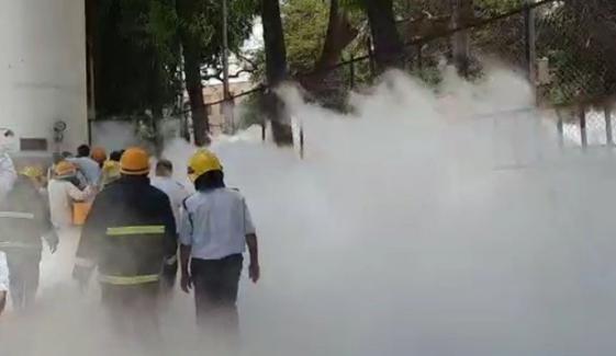 بھارت: آکسیجن لیک ہونے سے22 افراد ہلاک
