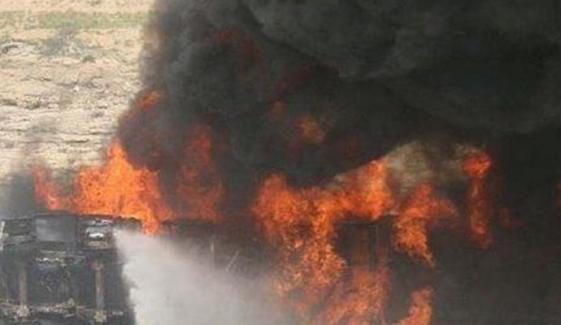 اسرائیل: میزائل فیکٹری میں خوفناک دھماکا