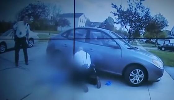 اوہائیو: لڑکی کو گولی مارے جانے کی ویڈیو جاری