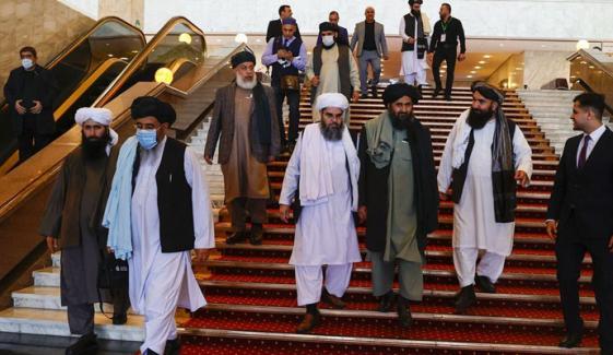 ترکی امن کانفرنس میں شرکت سے قبل افغان طالبان کا امریکا سے مطالبہ