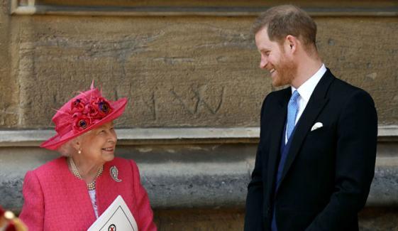 ہیری ملکہ برطانیہ کی سالگرہ میں کیوں شریک نہیں ہوئے؟