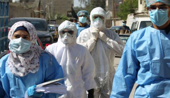 کورونا وائرس: عراق عالم عرب کا سب سے زیادہ متاثرہ ملک بن گیا