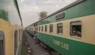 عیدالفطر پر تین خصوصی ٹرینیں چلانے کا فیصلہ