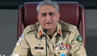 افغانستان میں امن کا مطلب پاکستان میں امن ہے، آرمی چیف