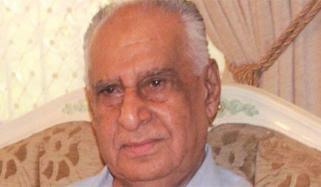 میرے بیٹے اور پوتے نے مجھے قتل کرنے کا پروگرام بنایا تھا، غوث علی شاہ