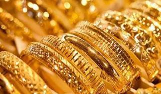 سونے کی فی تولہ قیمت میں 100 روپے کا اضافہ