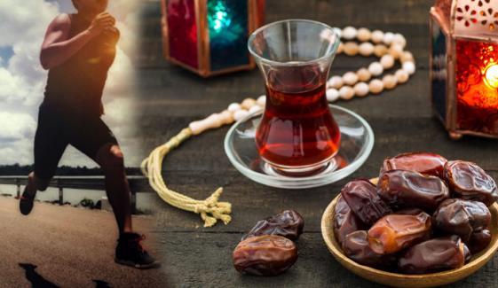 رمضان، ورزش کیلئے کونسا وقت بہترین ہے؟