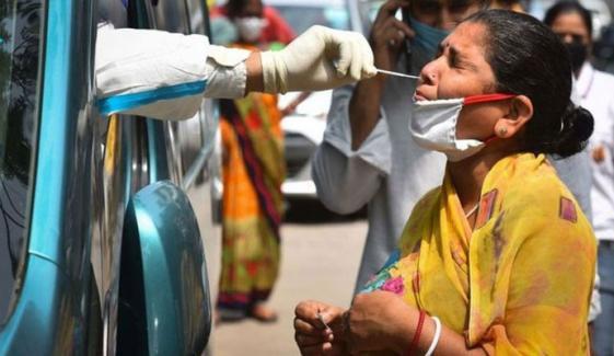 دنیا: کورونا وائرس کیسز ساڑھے 14 کروڑ سے متجاوز