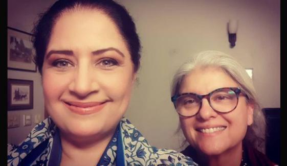 طویل مدت بعد مرینہ خان اور عتیقہ اوڈھو ساتھ دکھائی دیں گی