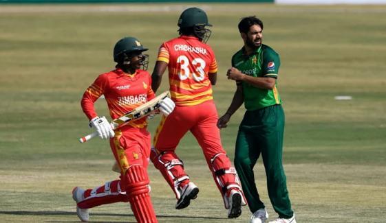 دوسراT20:پاکستان کو جیت کیلئے 119 رنز کا ہدف