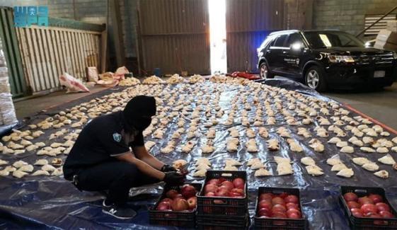 سعودی عرب نے لبنان سے پھل و سبزیوں کی درآمد پر پابندی لگادی