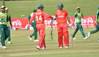 پاک زمبابوے دوسرا ٹی20 آج کھیلا جائے گا