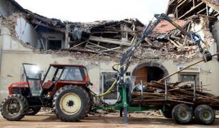 چلی میں 5.5 شدت کا زلزلہ