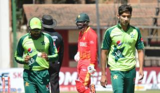 پاکستان 119رنز حاصل نہ کرسکا، 99 پر آل آؤٹ