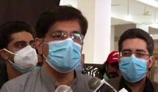 وزیراعلیٰ سندھ کا وفاق سے بین الصوبائی ٹرانسپورٹ پر پابندی عائد کرنے کا مطالبہ