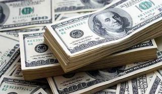 ڈالر کی قدر میں اضافے کا رجحان