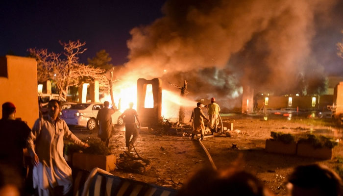 اقوام متحدہ کی سلامتی کونسل کی کوئٹہ دھماکے کی مذمت