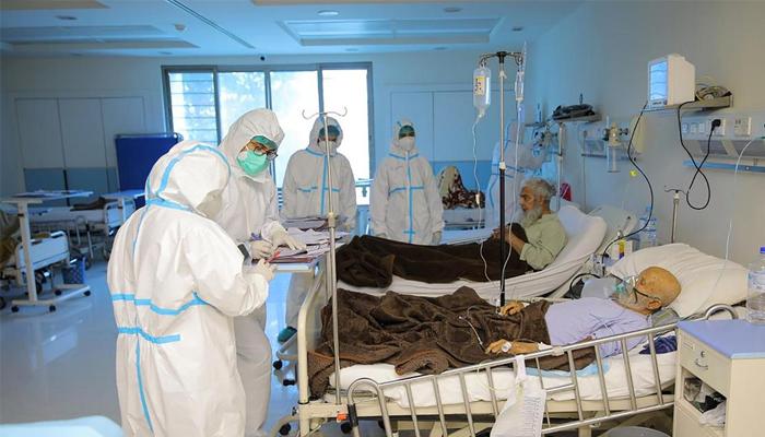 اسلام آباد :67فیصد بیڈز پر کورونا مریض زیر علاج