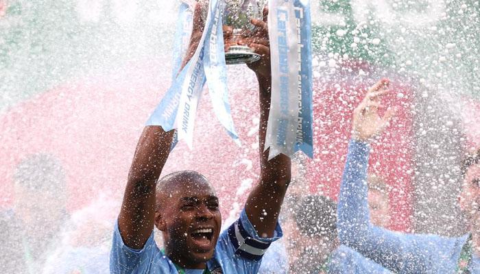 مانچسٹر سٹی نے مسلسل چوتھی بار لیگ کپ کا ٹائٹل جیت لیا