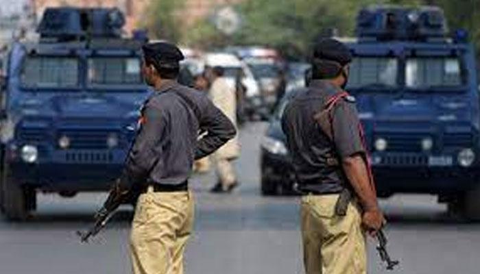 سندھ پولیس میں 5 روز میں کورونا کے 4 کیسز مثبت