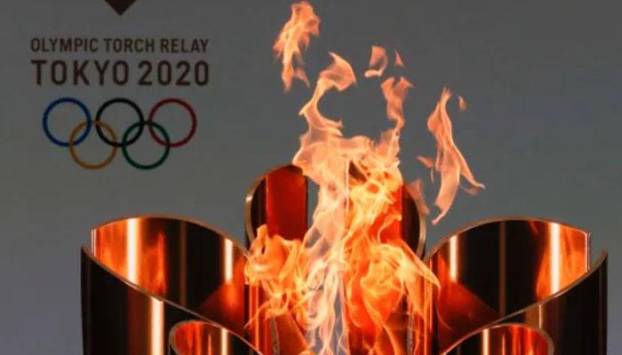 ٹوکیو 2020 اولمپک مشعل ریلے کا سفر جار ی